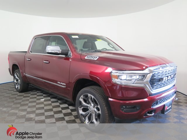 2019 Ram 1500 Crew Cab 4x4,  Pickup #D3672 - photo 3