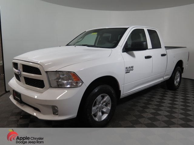 2019 Ram 1500 Quad Cab 4x4,  Pickup #D3688 - photo 1