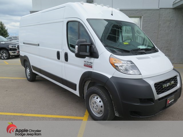 2019 ProMaster 2500 High Roof FWD,  Empty Cargo Van #D3693 - photo 3