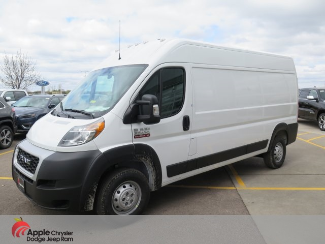 2019 ProMaster 2500 High Roof FWD,  Empty Cargo Van #D3693 - photo 1