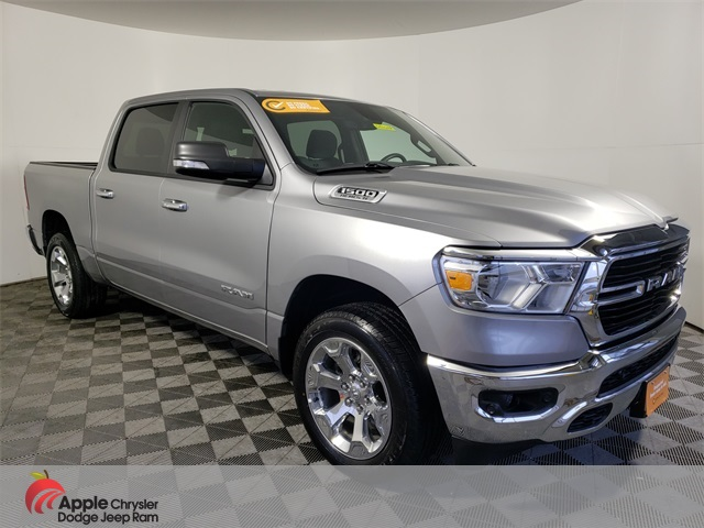 2019 Ram 1500 Crew Cab 4x4,  Pickup #D3769 - photo 3