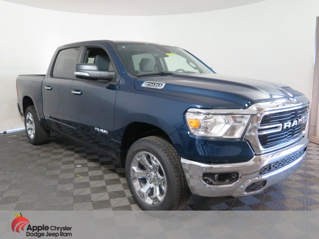 2019 Ram 1500 Crew Cab 4x4,  Pickup #D3780 - photo 3