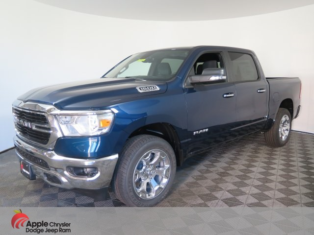 2019 Ram 1500 Crew Cab 4x4,  Pickup #D3780 - photo 1