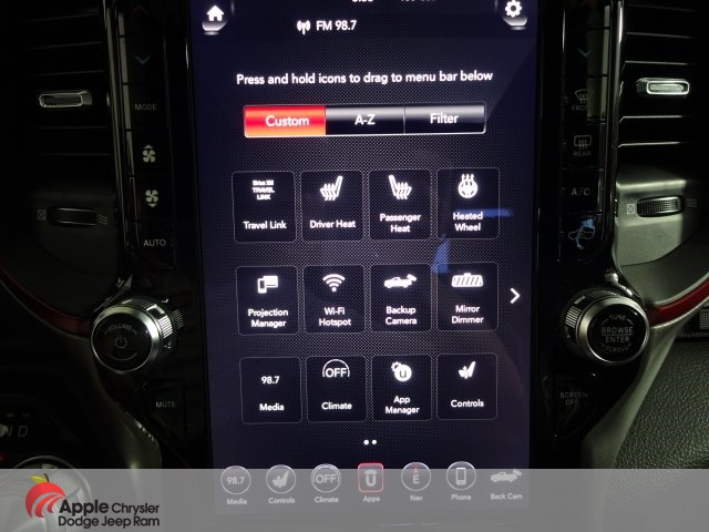 2019 Ram 1500 Crew Cab 4x4,  Pickup #D3992 - photo 20