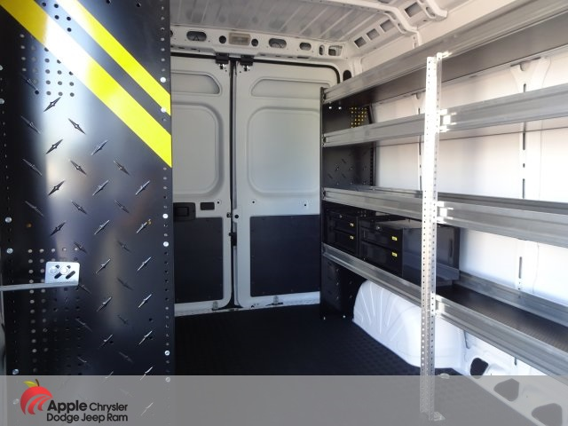 2019 ProMaster 2500 High Roof FWD,  Ranger Design Upfitted Cargo Van #D4231 - photo 23