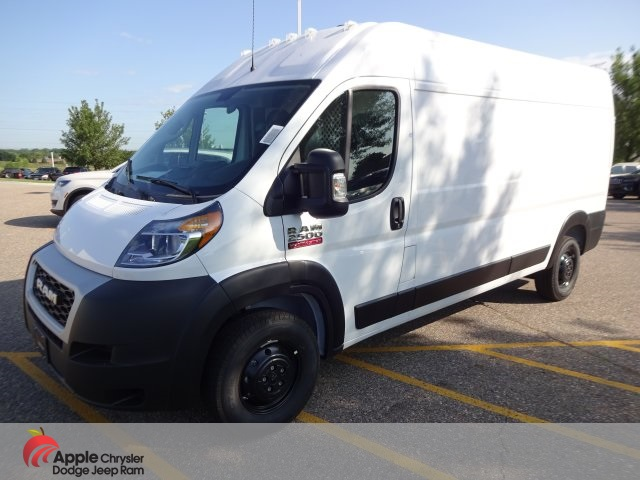 2019 ProMaster 2500 High Roof FWD,  Upfitted Cargo Van #D4231 - photo 1