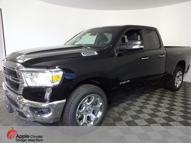 2019 Ram 1500 Quad Cab 4x4,  Pickup #D4241 - photo 1