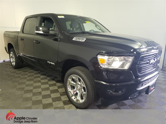 2020 Ram 1500 Crew Cab 4x4, Pickup #D4245 - photo 3