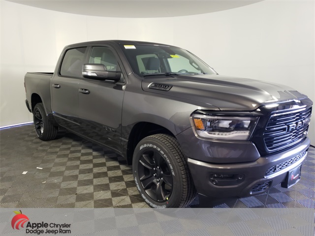 2020 Ram 1500 Crew Cab 4x4, Pickup #D4273 - photo 3