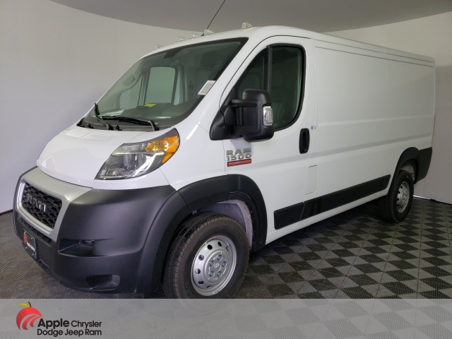 2019 ProMaster 1500 Standard Roof FWD, Empty Cargo Van #D4335 - photo 1