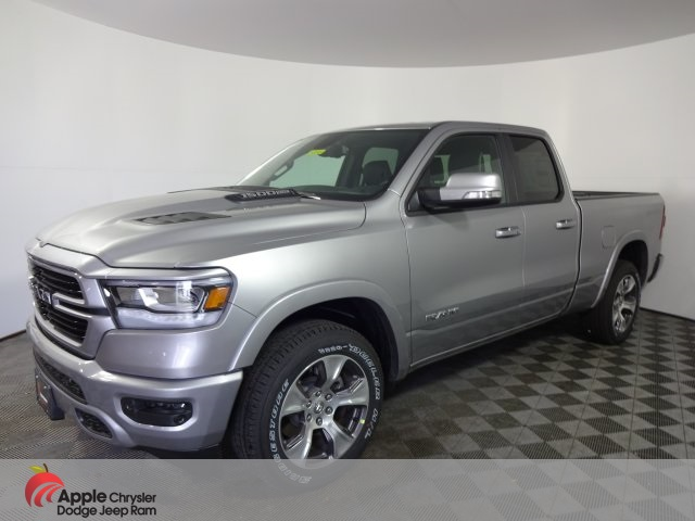 2020 Ram 1500 Quad Cab 4x4, Pickup #D4448 - photo 1