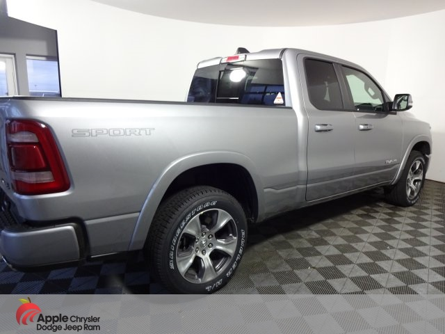 2020 Ram 1500 Quad Cab 4x4, Pickup #D4448 - photo 6
