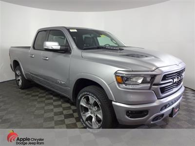 2020 Ram 1500 Quad Cab 4x4, Pickup #D4448 - photo 3
