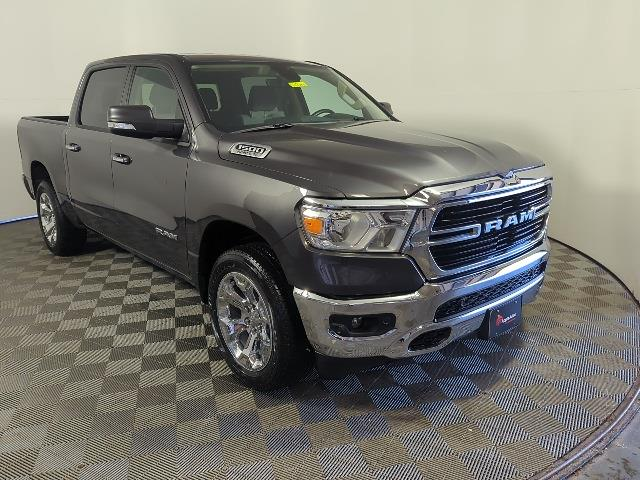 2020 Ram 1500 Crew Cab 4x4, Pickup #D4462 - photo 3