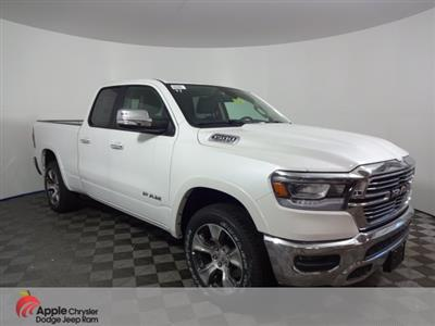 2020 Ram 1500 Quad Cab 4x4, Pickup #D4469 - photo 3