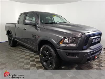 2019 Ram 1500 Quad Cab 4x4, Pickup #D4690 - photo 3