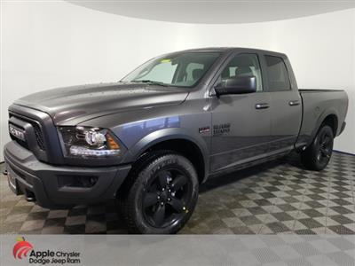 2019 Ram 1500 Quad Cab 4x4, Pickup #D4690 - photo 1