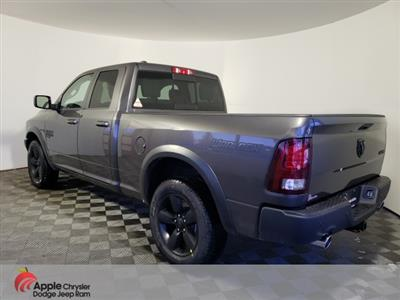 2019 Ram 1500 Quad Cab 4x4, Pickup #D4690 - photo 2