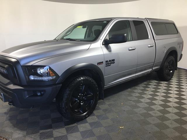 2019 Ram 1500 Quad Cab 4x4, Pickup #D4734 - photo 4