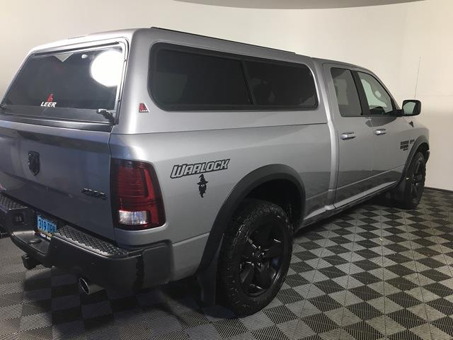 2019 Ram 1500 Quad Cab 4x4, Pickup #D4734 - photo 6