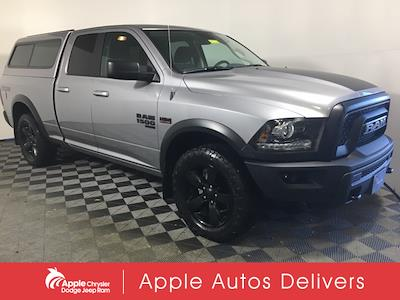 2019 Ram 1500 Quad Cab 4x4, Pickup #D4734 - photo 2