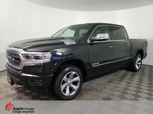 2020 Ram 1500 Crew Cab 4x4, Pickup #D4879 - photo 1