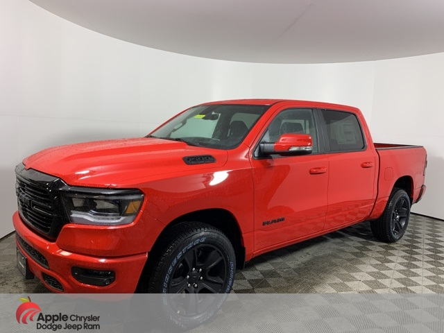 2020 Ram 1500 Crew Cab 4x4, Pickup #D4995 - photo 1
