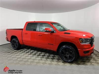 2020 Ram 1500 Crew Cab 4x4, Pickup #D4995 - photo 3
