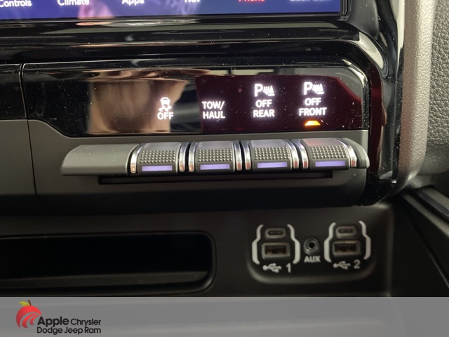 2020 Ram 1500 Crew Cab 4x4, Pickup #D5103 - photo 21