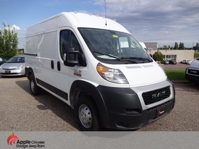 2019 ProMaster 2500 High Roof FWD, Empty Cargo Van #DF112 - photo 3