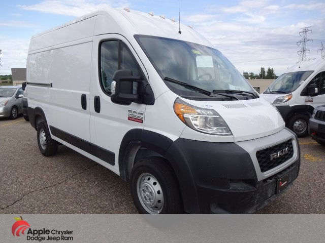 2019 ProMaster 2500 High Roof FWD, Empty Cargo Van #DF114 - photo 3