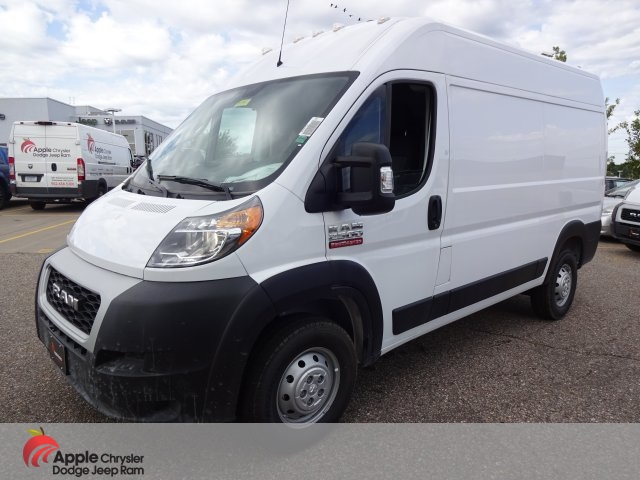 2019 ProMaster 2500 High Roof FWD, Empty Cargo Van #DF114 - photo 1