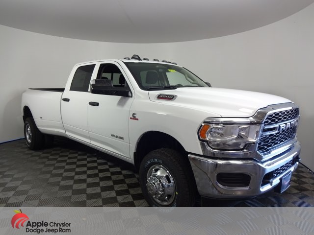 2019 Ram 3500 Crew Cab DRW 4x4, Pickup #DF119 - photo 3