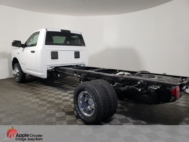 2019 Ram 3500 Regular Cab DRW 4x4, Cab Chassis #DF132 - photo 1