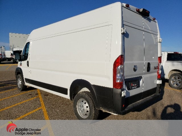 2020 ProMaster 2500 High Roof FWD, Empty Cargo Van #DF165 - photo 5