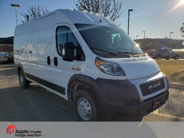 2020 ProMaster 2500 High Roof FWD, Empty Cargo Van #DF181 - photo 1