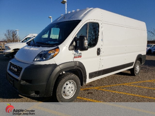 2020 ProMaster 2500 High Roof FWD, Empty Cargo Van #DF183 - photo 1