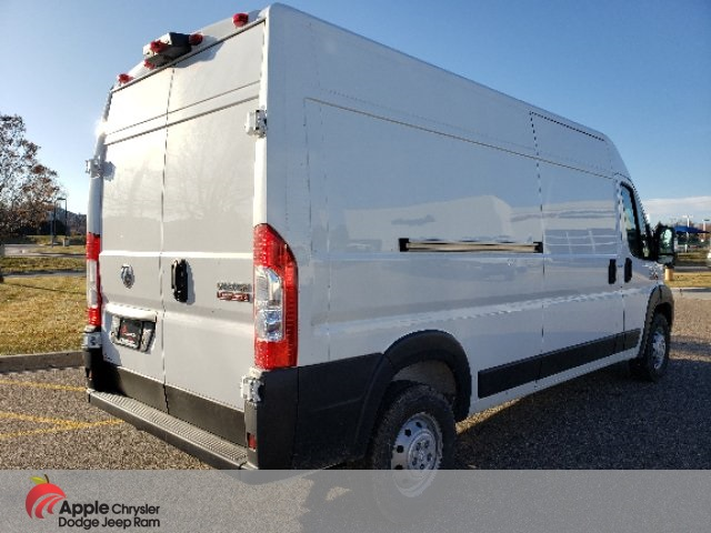 2020 ProMaster 2500 High Roof FWD, Empty Cargo Van #DF185 - photo 7