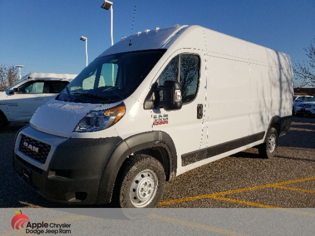 2020 ProMaster 3500 High Roof FWD, Empty Cargo Van #DF191 - photo 1