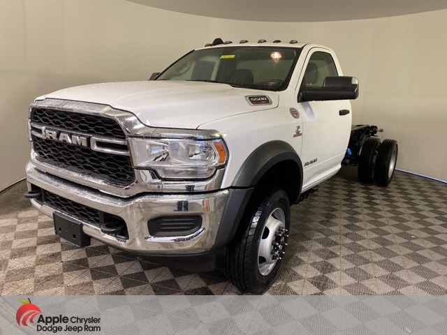 2020 Ram 5500 Regular Cab DRW 4x4, Cab Chassis #DF192 - photo 1