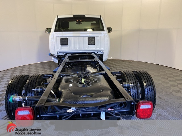 2020 Ram 5500 Regular Cab DRW 4x4, Cab Chassis #DF192 - photo 6