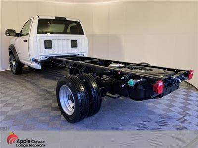 2020 Ram 5500 Regular Cab DRW 4x4, Cab Chassis #DF192 - photo 2