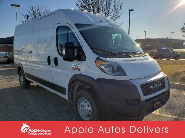 2021 Ram ProMaster 2500 High Roof FWD, Empty Cargo Van #DF324 - photo 1