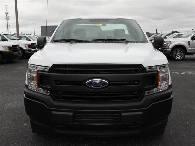 2018 F-150 Regular Cab 4x2,  Pickup #8F1C4066 - photo 3