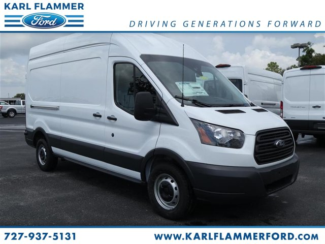 2018 Transit 250 High Roof 4x2,  Empty Cargo Van #8R2X6812 - photo 1