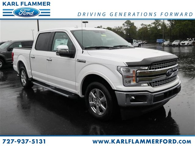 2018 F-150 SuperCrew Cab 4x2,  Pickup #8W1C4248 - photo 1