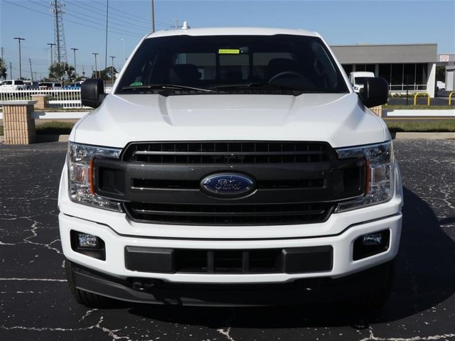 2018 F-150 SuperCrew Cab 4x4,  Pickup #8W1E9751 - photo 3