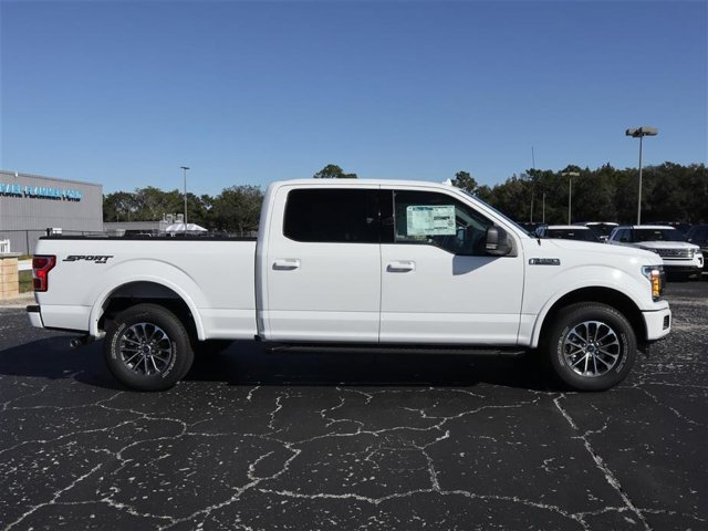2018 F-150 SuperCrew Cab 4x4,  Pickup #8W1E9751 - photo 4