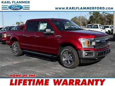 2018 F-150 SuperCrew Cab 4x4,  Pickup #8W1E9788 - photo 1