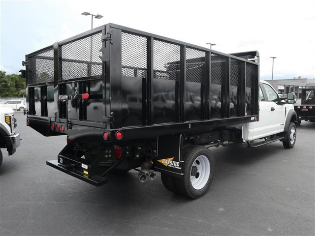 2018 F-450 Crew Cab DRW 4x2,  Stake Bed #8W4G8896 - photo 2